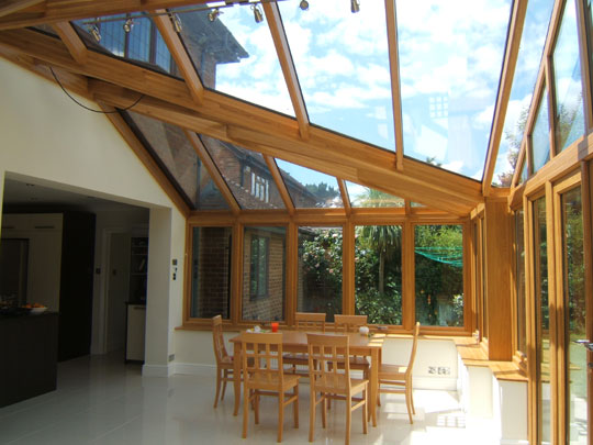 Kitchen Conservatory Extensions Kitchen Design Photos