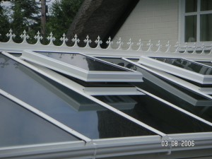 conservatory roof vent