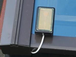 roof vent rain sensor